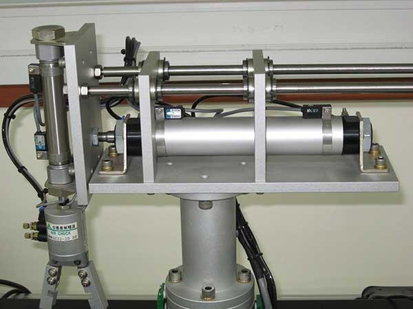 تجهیزات هیدرولیک و پنوماتیک - سیلندرها