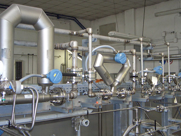 تجهیزات ابزار دقیق-تجهیزات اندازه گیری جریان