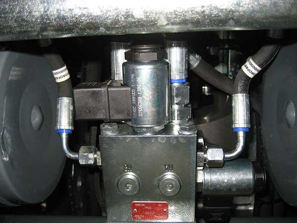تجهیزات هیدرولیک و پنوماتیک - شیرآلات فشار قوی