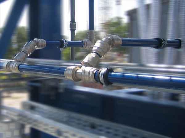 تجهیزات هیدرولیک و پنوماتیک - اتصالات فشار قوی
