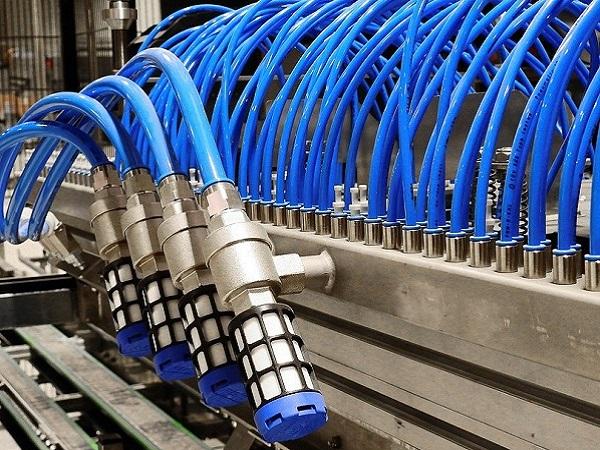 تجهیزات هیدرولیک و پنوماتیک - تیوب و شلنگ های فشار قوی